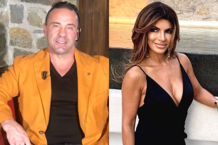 Joe Giudice Sends Mixed Signals By Seemingly Dissing And Gushing Over Estranged Wife Teresa On The Same Day!