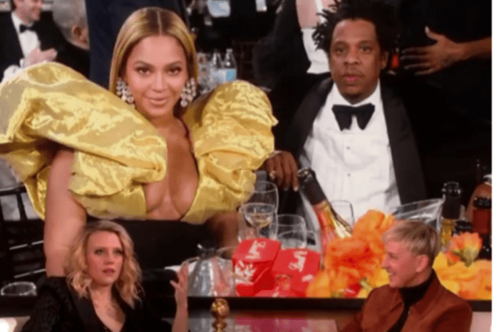 Kate McKinnon Calls Beyonce And Jay-Z The 'King And Queen Of America' Talks Sitting At Same Table At Golden Globes