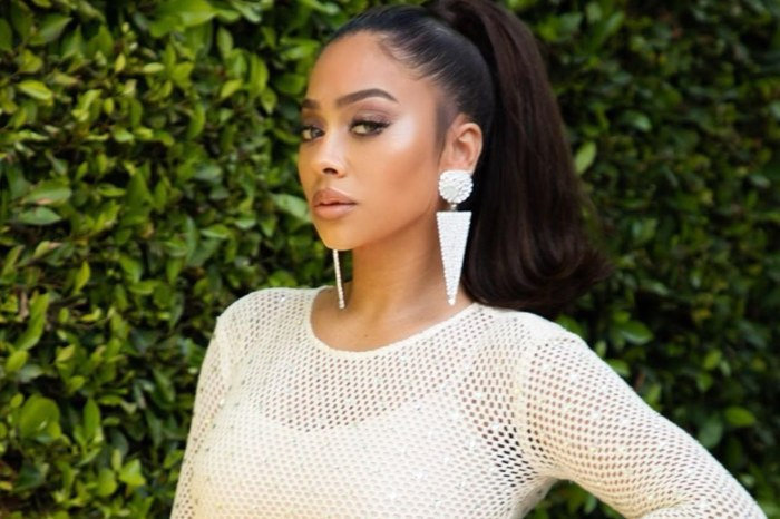La La Anthony Makes Husband Carmelo Anthony Bow Down With These Stunning Bathing Suit Photos