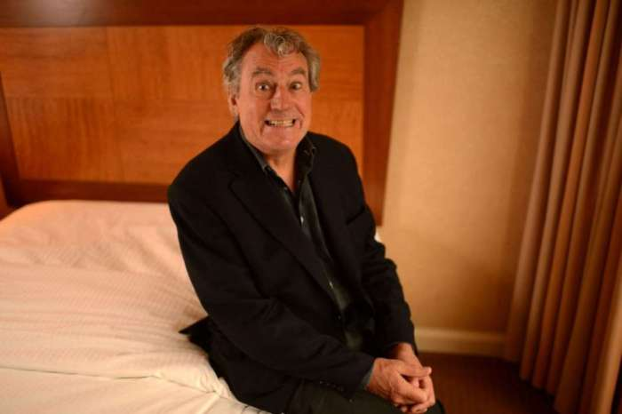 Monty Python's Terry Jones Dies At The Age Of 77
