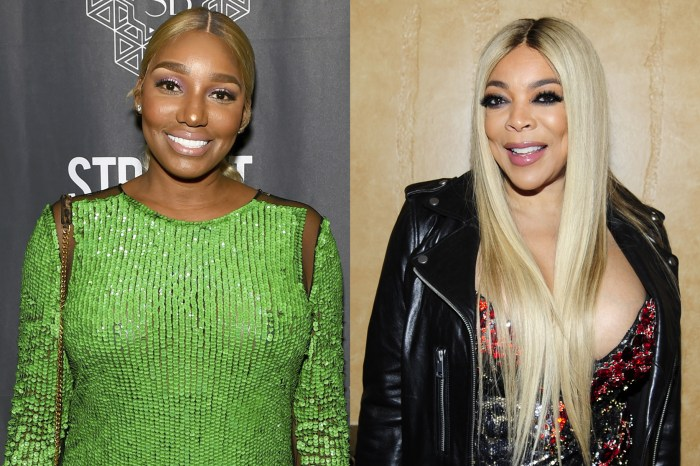 Nene Leakes Rep Releases Statement After Wendy Williams Bursts Into Tears After RHOA Star Tells Her She's Quitting