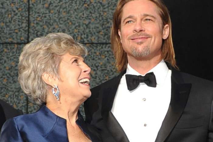 Brad Pitt Jokes About The Reason Why His Mother Did Not Attend The Golden Globes With Him - Here's Why He Says It Would've Been 'Awkward!'