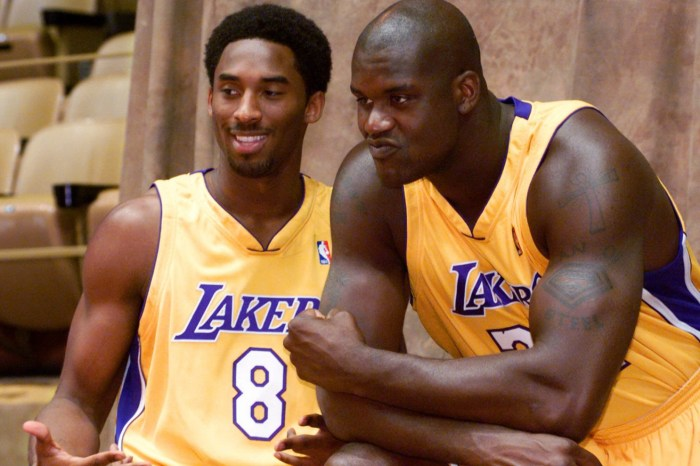 Shaquille O'Neal Joins Dwaye Wade And More In A Special Tribute Program Honouring Kobe Bryant