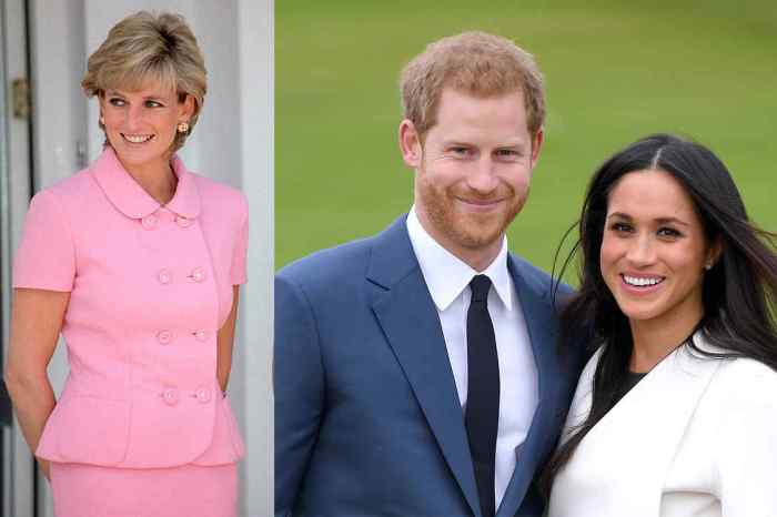 Prince Harry - Expert Says He's Stepping Away From His Royal Duties To Protect Meghan Markle From Suffering The Same Fate As His Mother!