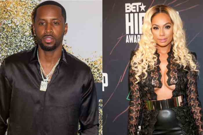 Erica Mena Is Proud To Announce Her Husband, Safaree's New Album: 'This Body Of Work Is Incredible!'