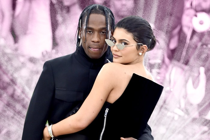 KUWK: Travis Scott Reportedly Thinks Kylie Jenner's Honey-Colored Hair Really Suits Her