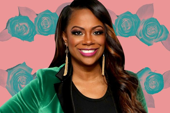 Kandi Burruss Gives Fans A Glimpse Of The RHOA Ladies' Greece Trip