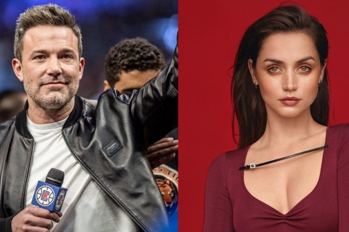 Ben Affleck And Ana De Armas Have 'Off-The-Charts' Chemistry, Report