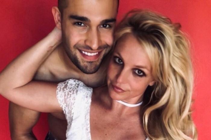 Britney Spears Celebrates Her Boyfriend's Sam Asghari's Birthday In Sultry Photos