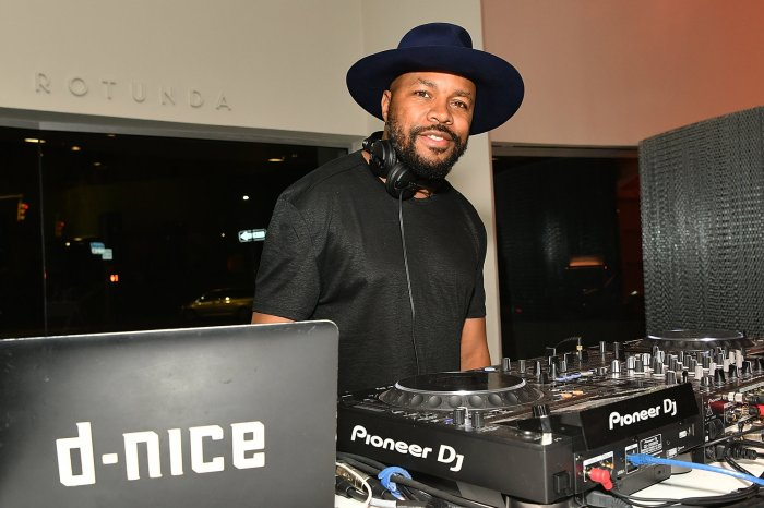 DJ D-Nice Attracts A-List Celebrities To Instagram Live DJ Set Where Everyone Is Invited