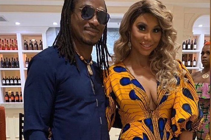 Tamar Braxton's BF, David Adefeso Supports His Fans With Useful Crisis Advice: 'Are We In A Recession?'