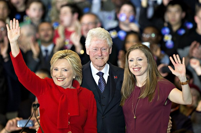 Hillary Clinton Explains How Former President Bill Clinton Broke The Monica Lewinsky Scandal To Their Daughter, Chelsea