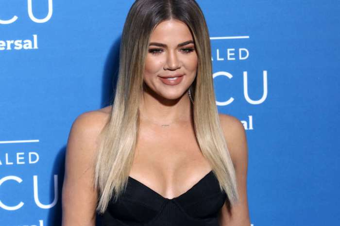 Khloe Kardashian Reveals Her Pregnancy Struggle Over Breast Feeding With Sister Kourtney