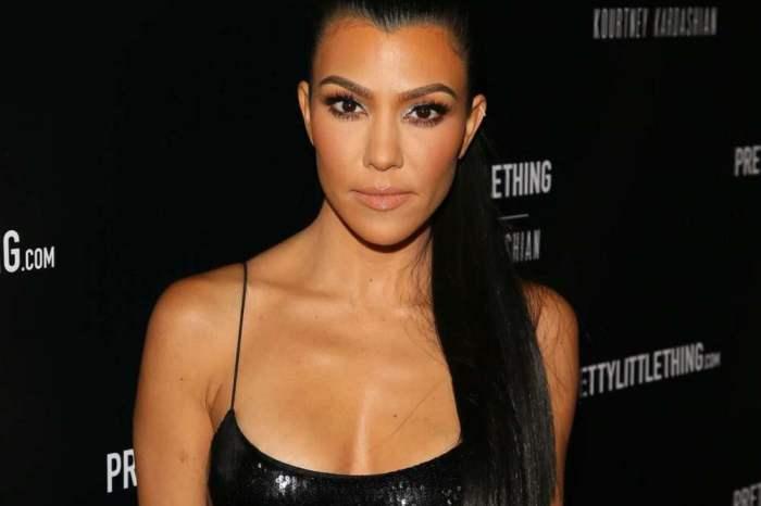 Kourtney Kardashian Says She 'Likes' Her Stretch Marks