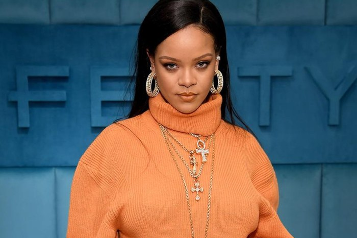 Rihanna Brings On Too Much Heat For Her Exquisite White Lingerie Photo Shoot -- Fans Say They Are Not Worthy
