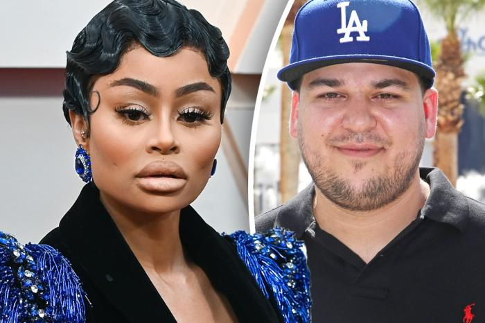 KUWK: Rob Kardashian Responds After Blac Chyna Accuses Him Of Neglecting Their Daughter Dream Leading To 'First Degree Burns' While In His Care!