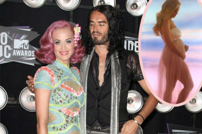 Russell Brand Opens Up About His Heartbreak One Day After Ex-Wife Katy Perry's Pregnancy Announcement