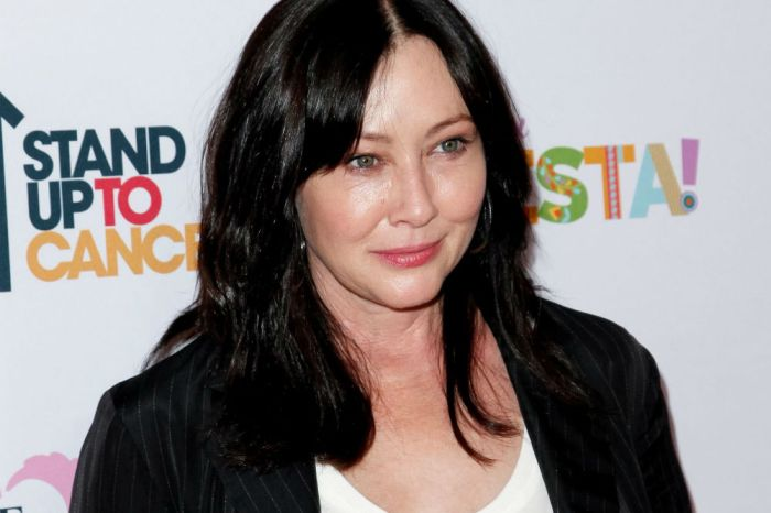 Shannen Doherty Updates Fans On Cancer Battle, Says She's 'Back At It' After Revealing Diagnosis