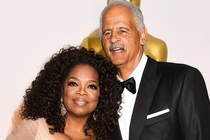 Oprah Winfrey's Boyfriend Stedman Graham Opens Up About Her Running For President - 'She'd Do The Job!'