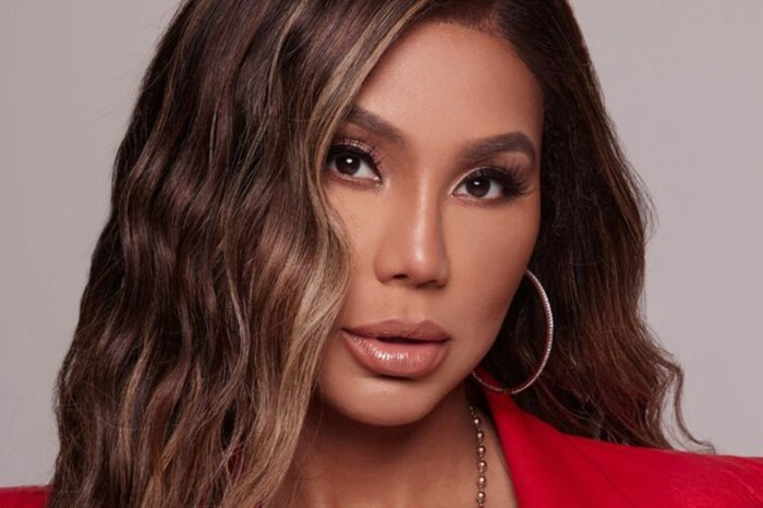 Tamar Braxton Reaches Out To Tiny Harris, Mariah Carey, And Her Former 'The Real' Co-Host Adrienne Bailon Houghton With This Spiritual Video