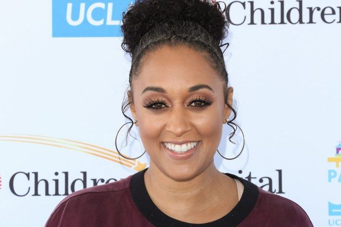Tia Mowry-Hardrict, 41, Looks Ageless In Photo Where She Is Dressed As Her 'Sister Sister' Character -- Is There A Reboot Coming?