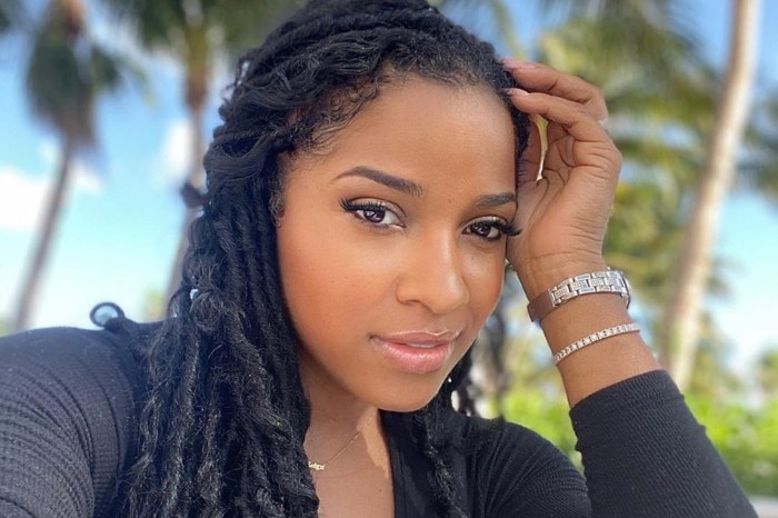 Toya Wright Shares Perfect Self-Isolation Photos Without Makeup Accompanied By Robert Rushing That Have Fans Asking If She Is Pregnant With Baby Number 3