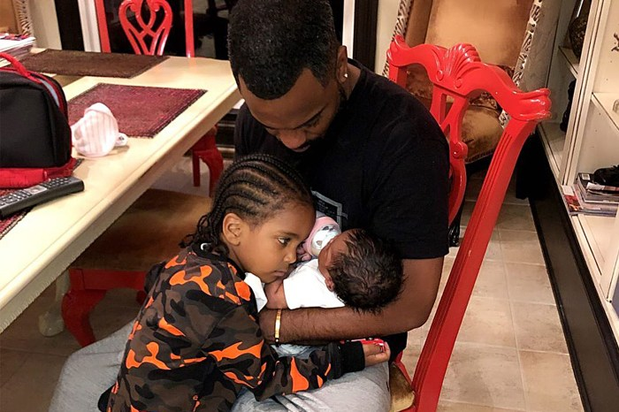 Kandi Burruss And Her Husband Todd Tucker Are Hanging Out At Home With Their Kids - See The Sweet Family Photo