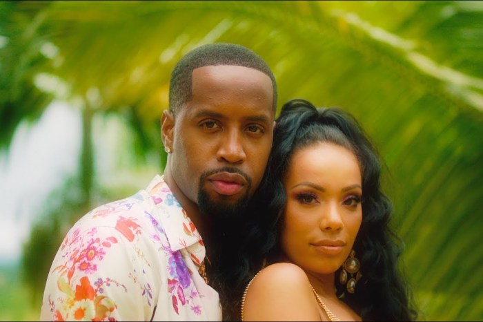 Safaree Tells Fans That We Need To Slow Down On Everything