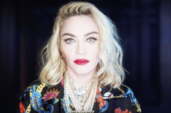 Madonna Drops Her Clothes For The Video In Which She Explains What's 'Wonderful' About Coronavirus - Check Out The Outrageous Message