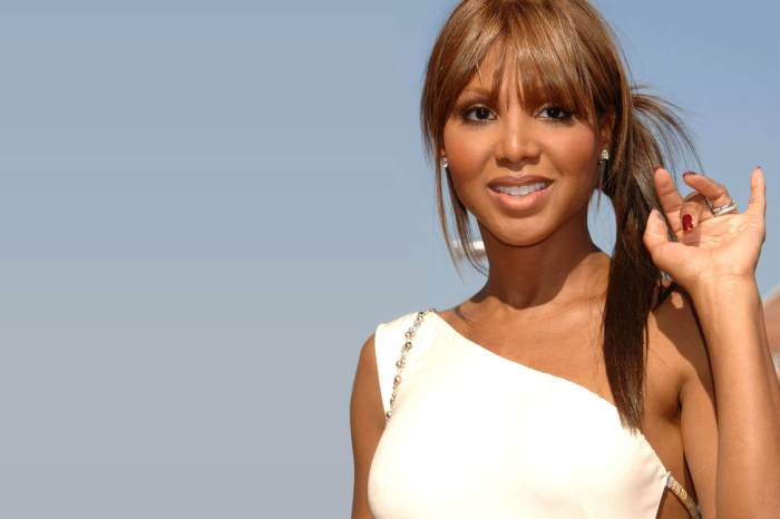 Toni Braxton Celebrates A Musical Achievement And Offers Her Gratitude To Supporters
