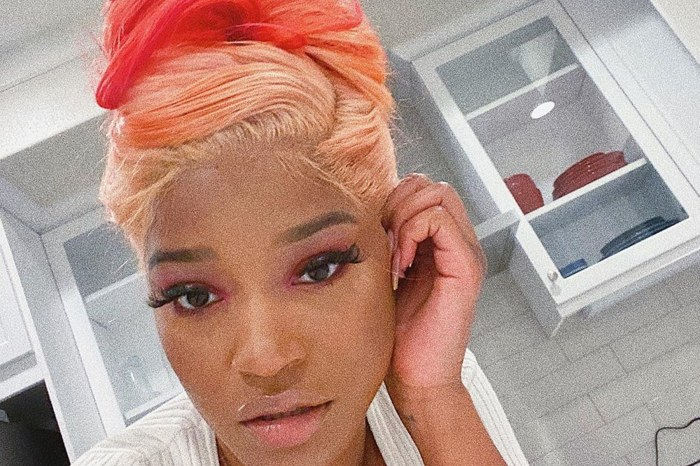 Keke Palmer Twerks With Orange Hair And Epic Tattoo In Viral Video While Teasing New Song -- Fans Defend Her From Critics Who Say She Is Doing Too Much To Change Her Image