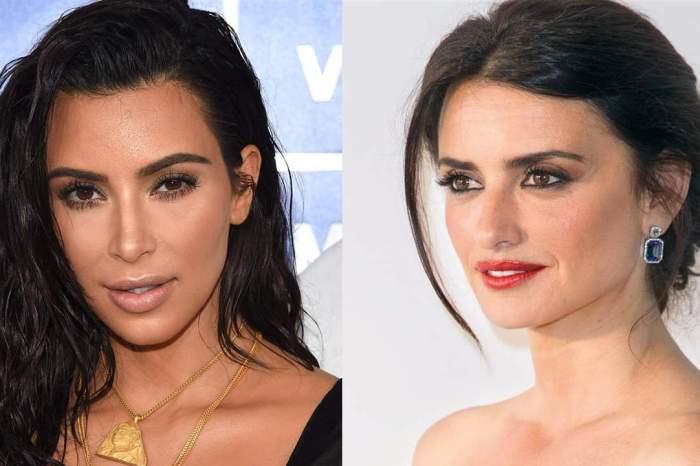 KUWK: Kim Kardashian Looks Just Like Penelope Cruz In Throwback Prom Pic!