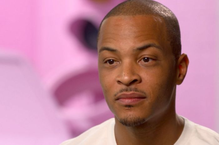 T.I. Shares A Throwback Photo Since The '90s: 'Young Legend'
