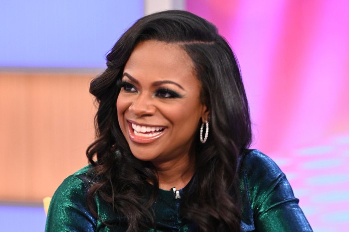 Kandi Burruss Becomes Rosalyn Perry This Sunday - See Her Video