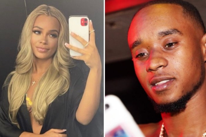 Slim Jxmmi Punched His Pregnant Girlfriend In The Face, Knocking Her Front Tooth Out