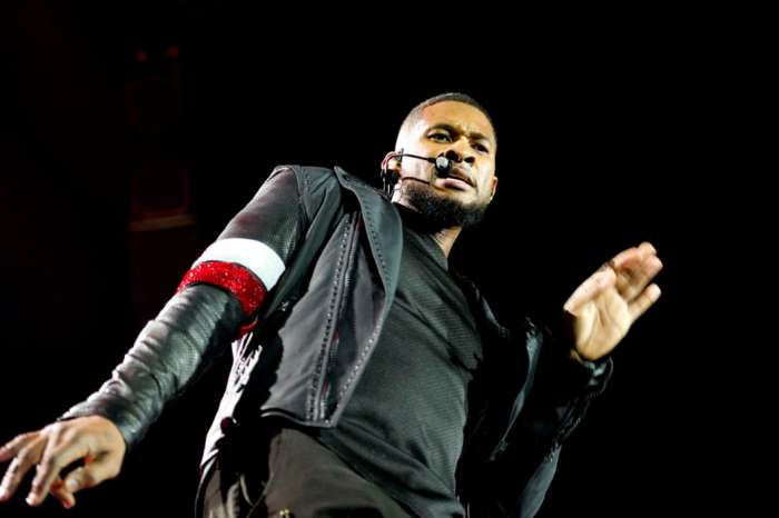 Usher Has A Brand New Baby Girl With Girlfriend Jenn Goicoechea