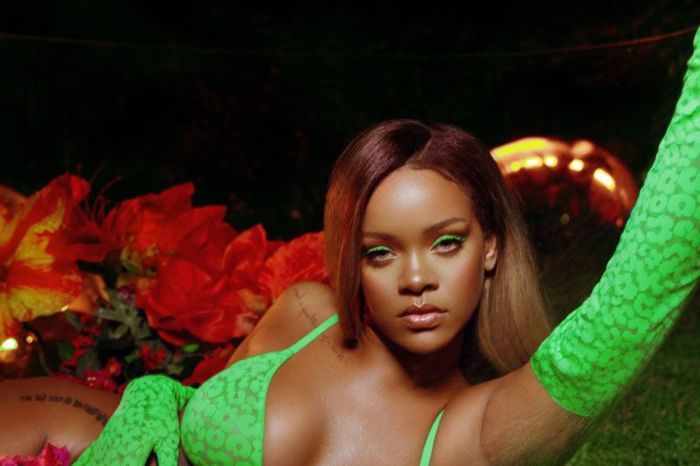 Rihanna's Savage X Fenty Runway Show Was A Blast - See Videos Here