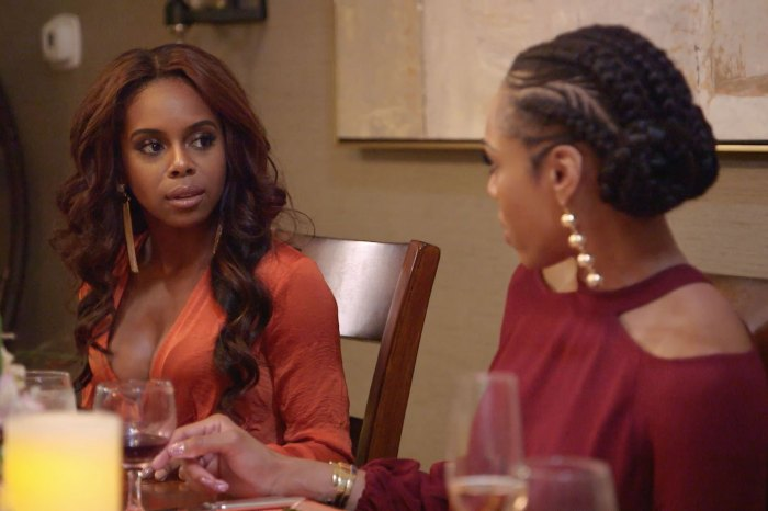 Monique Samuels Reveals Some Of Her Co-Stars Tried To Get Her Fired From RHOP!