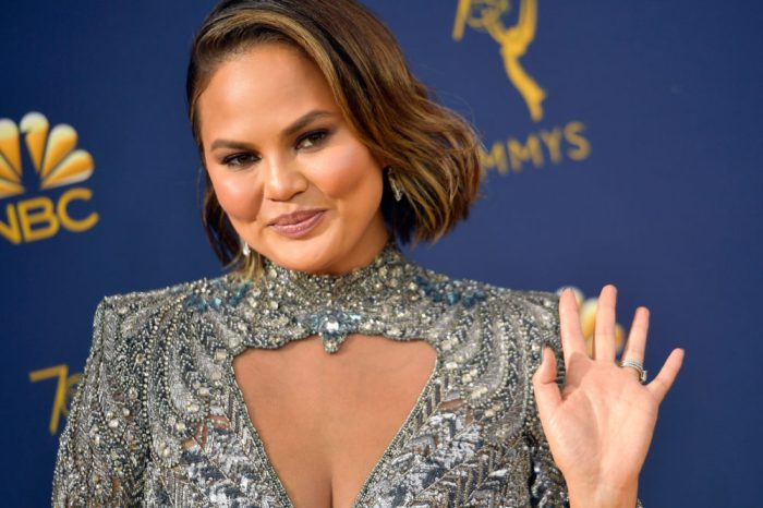 Chrissy Teigen Says She And Her Family Are 'Quiet' But They're Doing Ok Following Miscarriage News