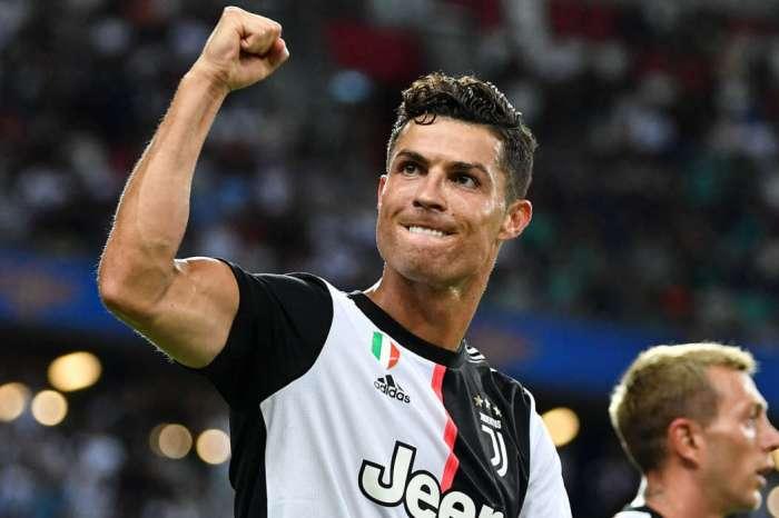 Soccer Star Cristiano Ronaldo Contracts Coronavirus But He's Doing 'Well'