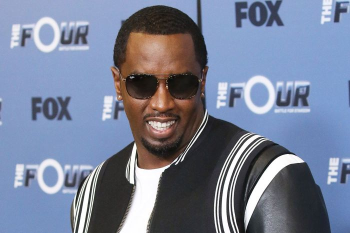 Diddy Launches 'Our Black' Political Party