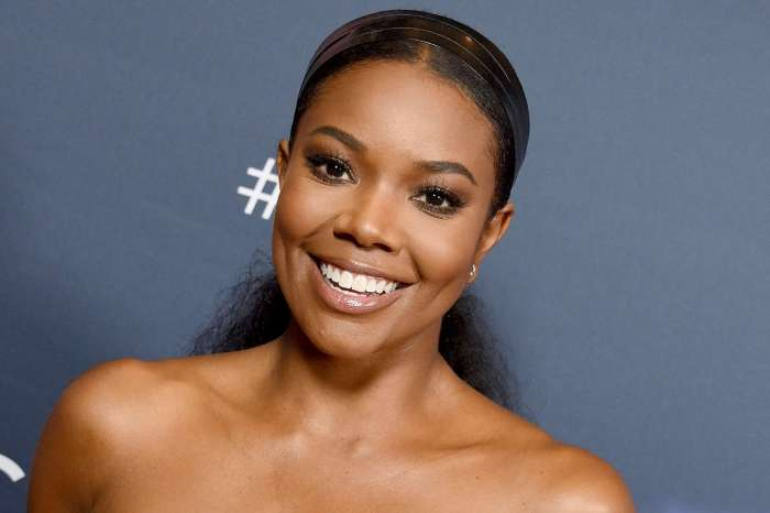 Gabrielle Union Looks Divine At The Beach - Check Out Her Other-Worldly Dress!