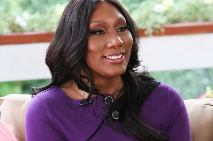 Towanda Braxton Praises Her Kids - See Her Photo And Message For Them