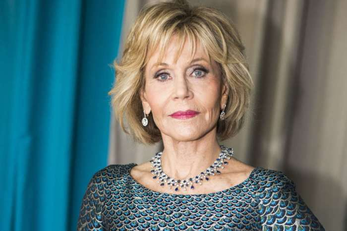 Jane Fonda Releases Exercise Video Encouraging Fans To Vote