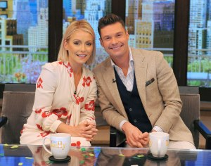 Kelly Ripa Furious With Ryan Seacrest? Sources Say She Is Over Ryan Spreading Himself Too Thin