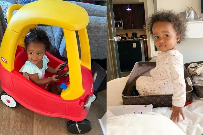 Kenya Moore Praises Her Baby Girl, Brooklyn Ahead Of Her Two-Year Anniversary