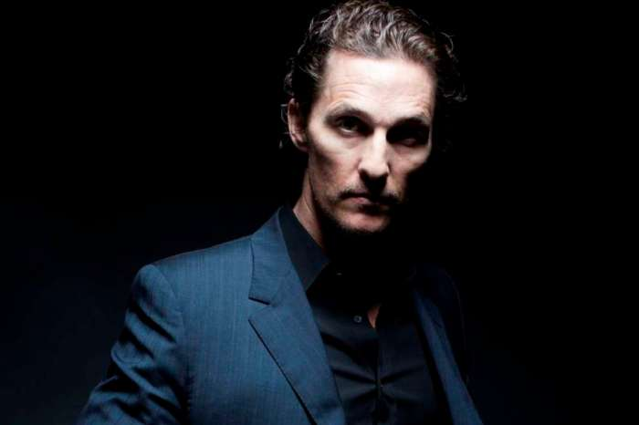Matthew McConaughey Says Being A Dad Was His #1 Goal