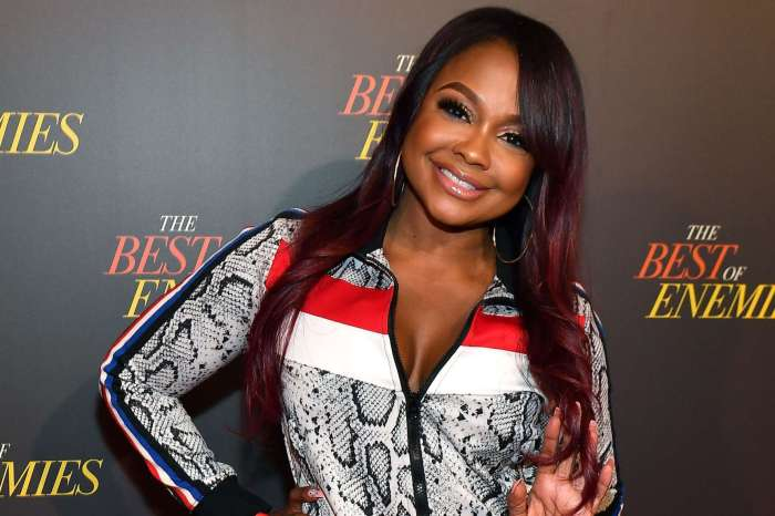 Phaedra Parks Tells Fans To Protect Their Souls - See The Video She Shared