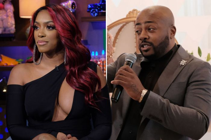 Porsha Williams And Dennis McKinley Say That They Are Both Single