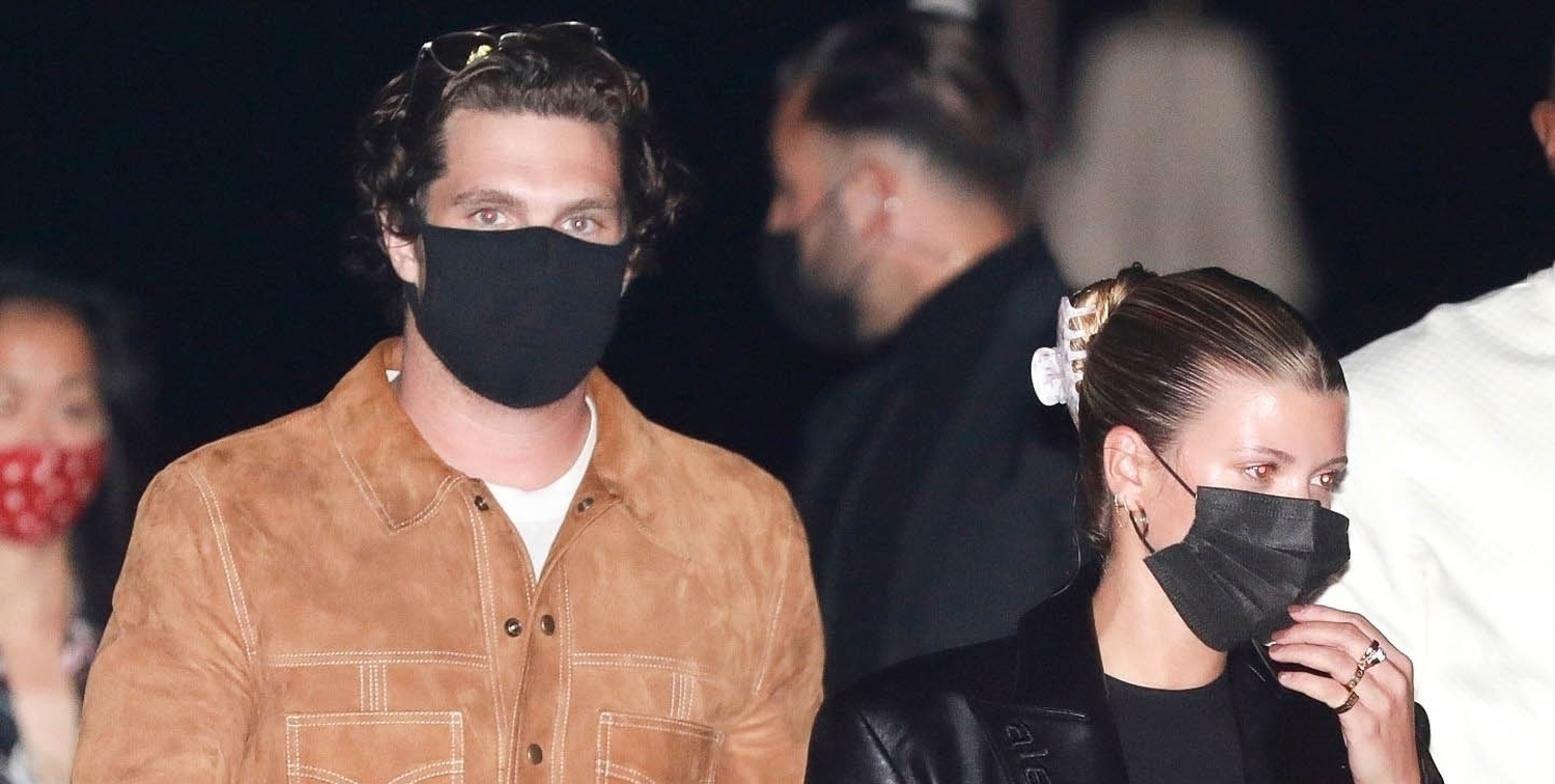 Sofia Richie And Matthew Morton – Inside Their New Romance And Why Her Brother's Approval Means A Lot To Her!